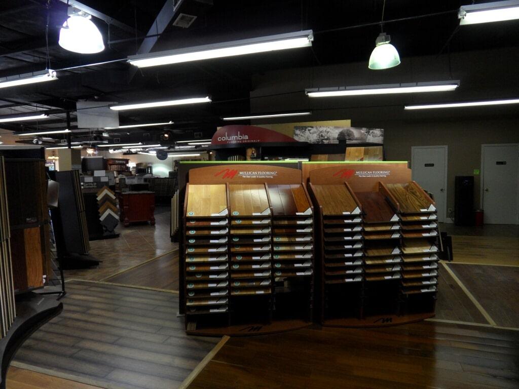hardwood floor samples in Huntsville AL from Alabama Custom Flooring & Design