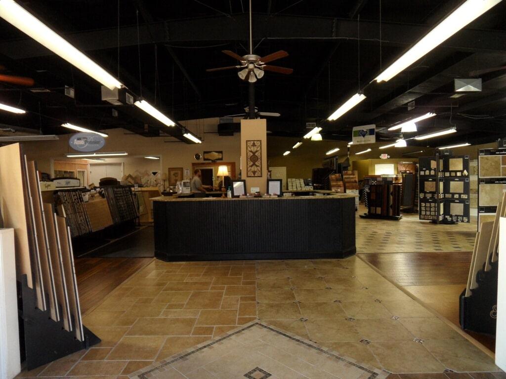 Floor store in Decatur AL from Alabama Custom Flooring & Design