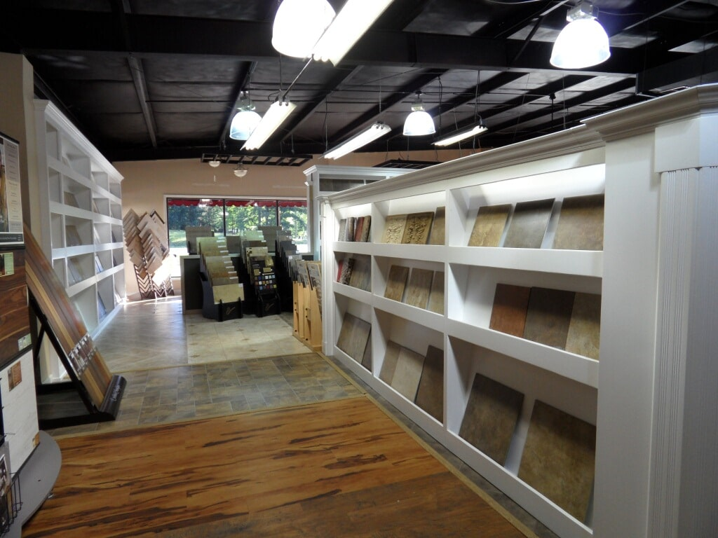 Floor tile samples in Huntsville AL from Alabama Custom Flooring & Design