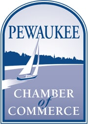 Pewaukee Chamber of Commerce Logo