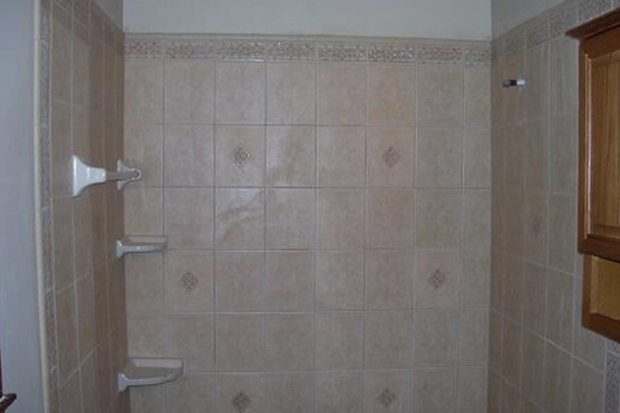 Custom Tile Shower by Legate's Furniture World Store in Madisonville KY