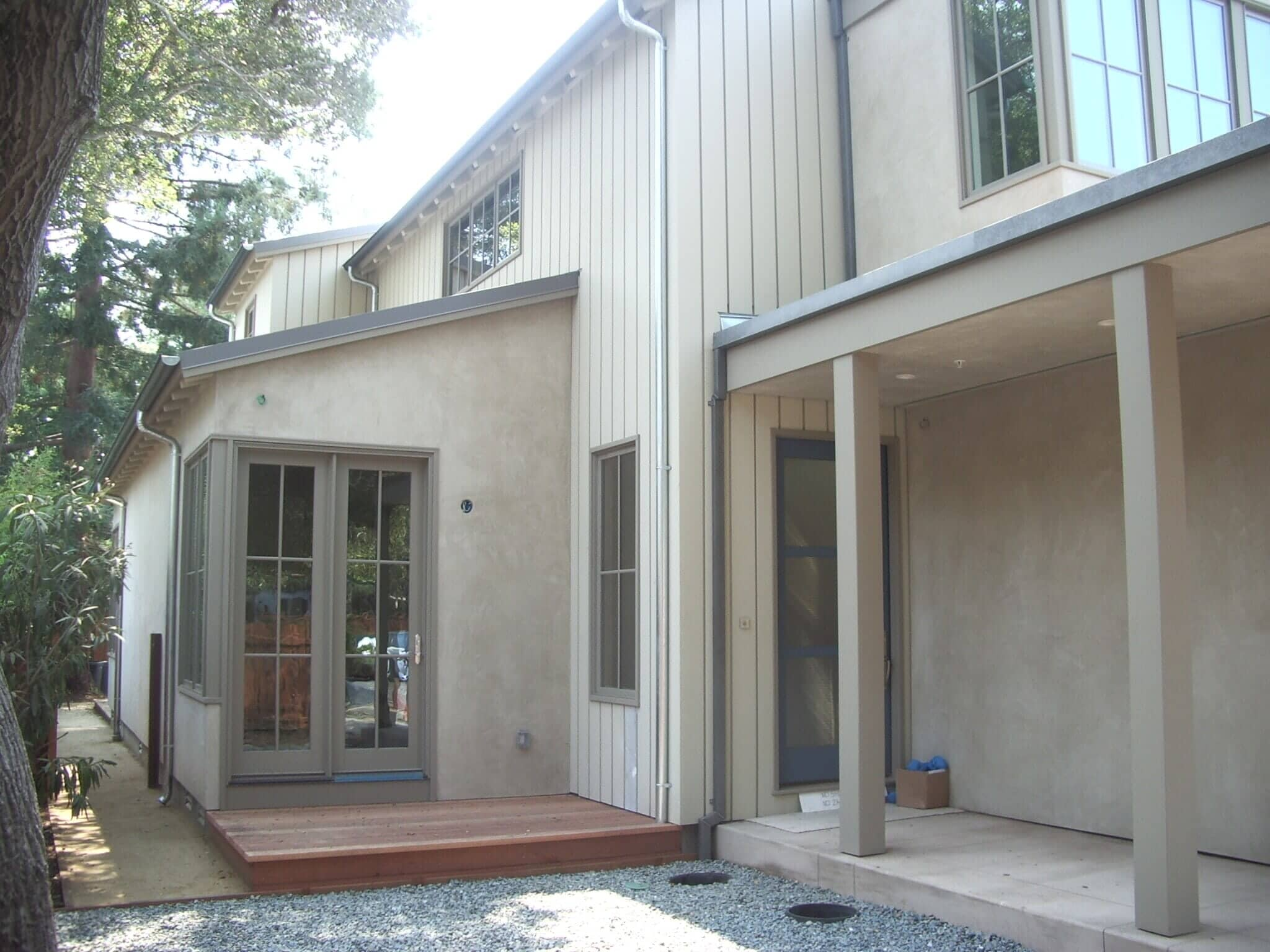 James Witt Job, Select Windows, Los Altos, California