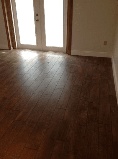 Hardwood flooring installation from Capitol Carpet & Tile and Window Fashions in Wellington, FL