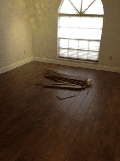 Floor Remodeling from Capitol Carpet & Tile and Window Fashions in Boca Raton, FL