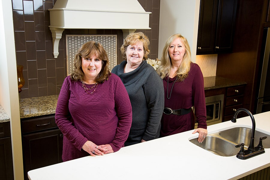 Staff in Roswell GA from Enhance Floors & More