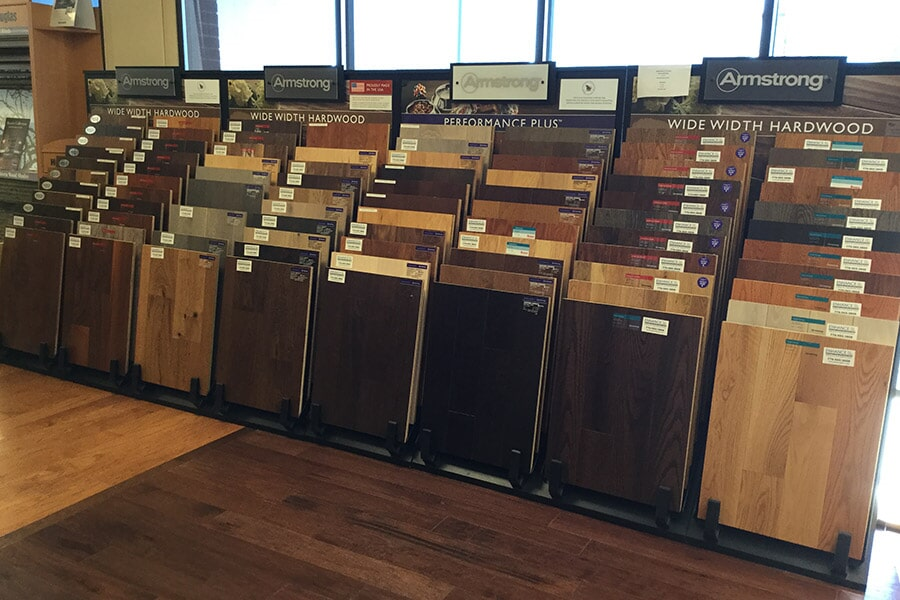 Floor samples in Kennesaw GA from Enhance Floors & More