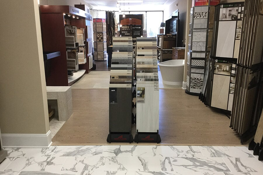 Flooring store in Alpharetta GA from Enhance Floors & More