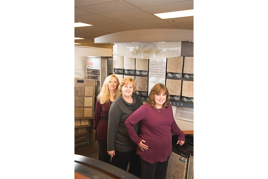 Flooring store staff Woodstock GA from Enhance Floors & More