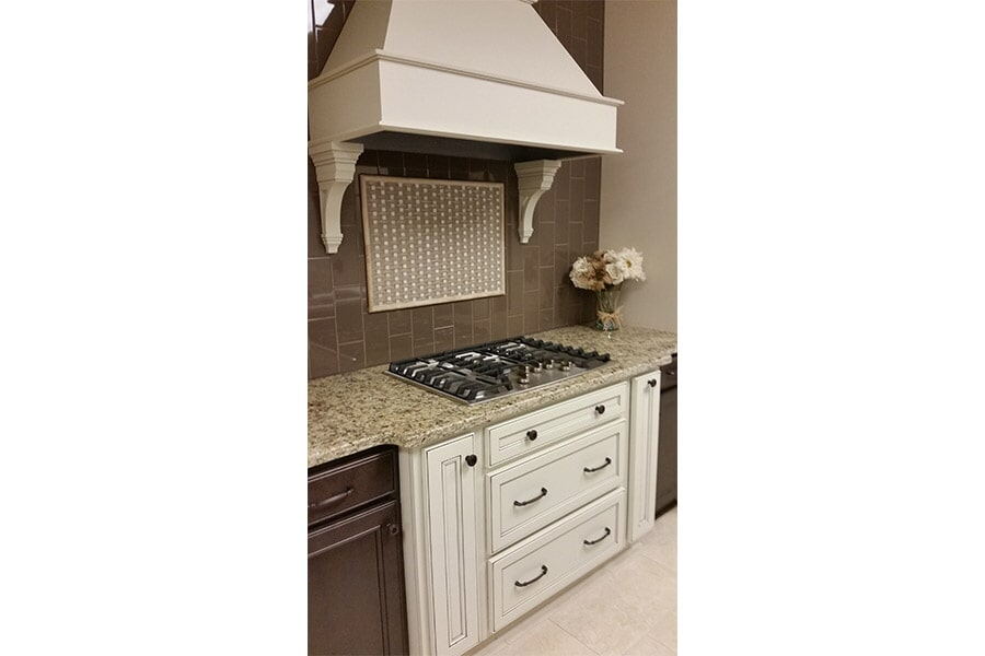Kitchen tile in Roswell GA from Enhance Floors & More