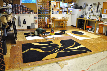 Custom Carpet Design in Mahwah, NJ from G. Fried Flooring & Design