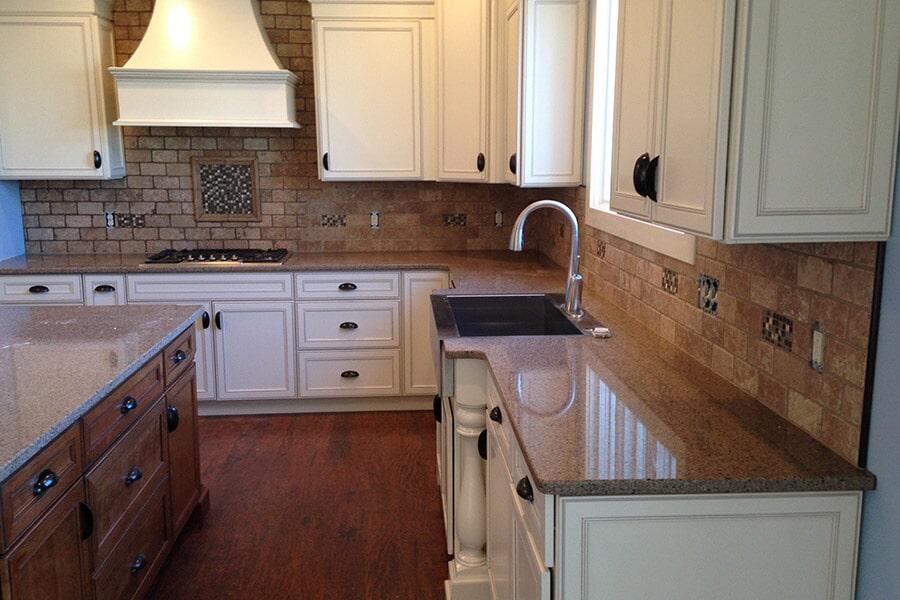 Luxury kitchen tile in Hartville OH from Barrington Carpet & Flooring Design