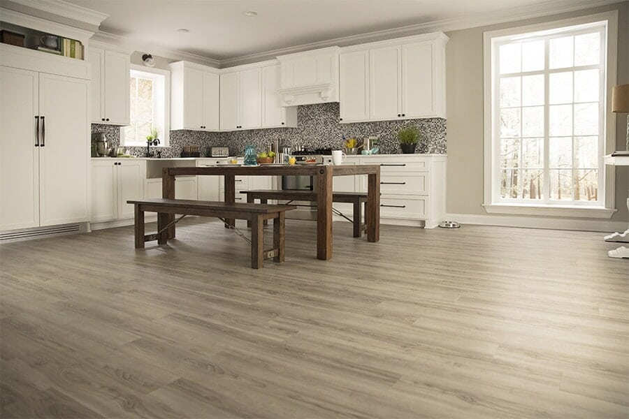 Luxury vinyl flooring in Florissant MO from Michael's Flooring Outlet