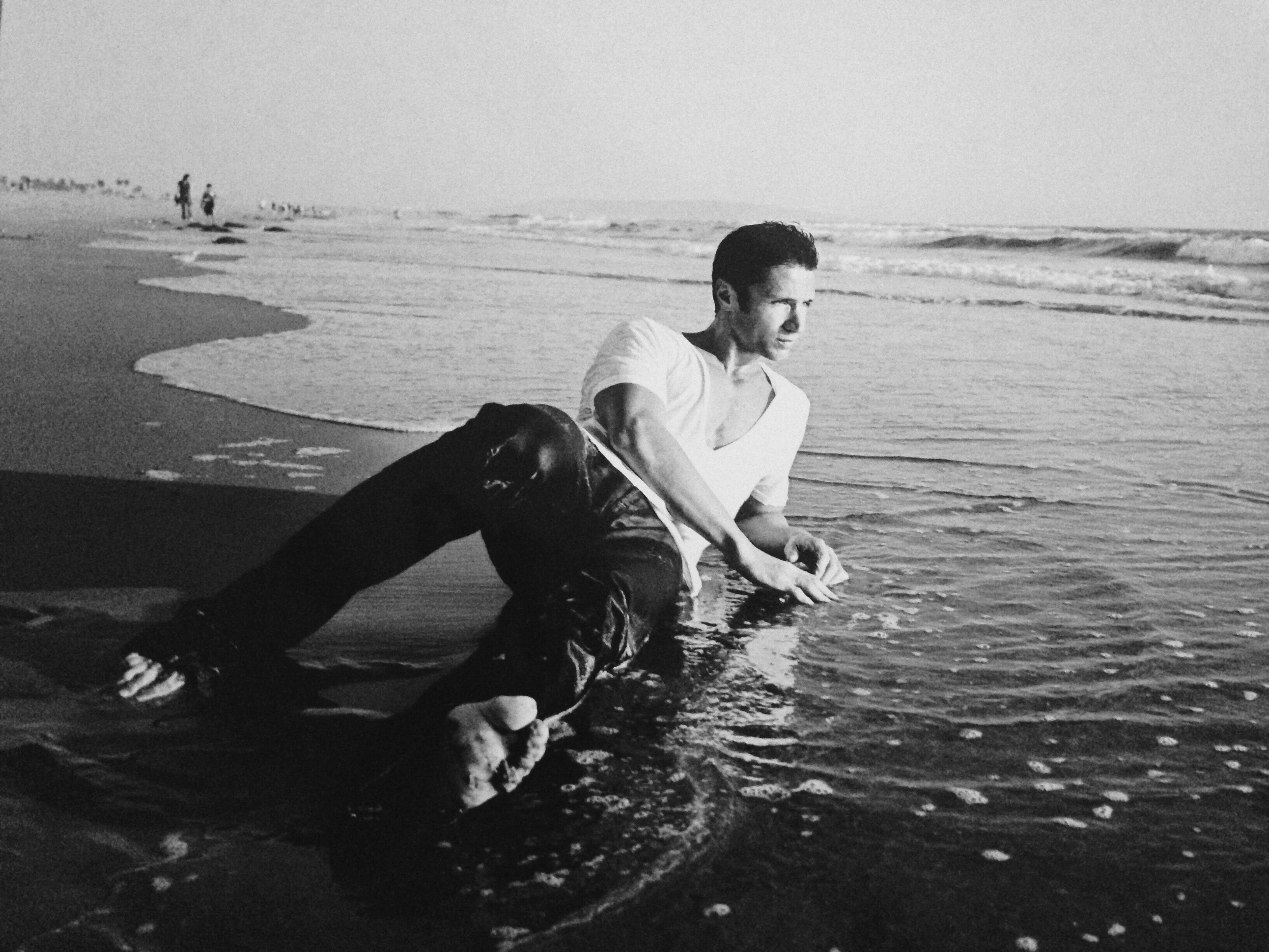 Shoot on venice beach
