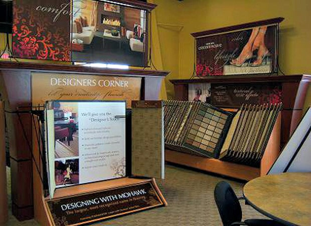 Floor store in St Charles MO - Beseda Flooring & More