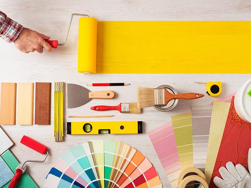 Pinturas decorlux - Productos de cubrimiento y protección de superficies