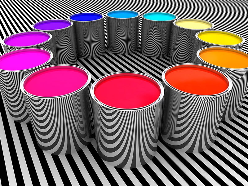 Pinturas decorlux - Imprimante