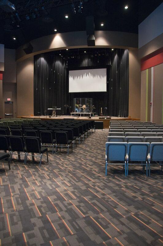 Shades Mountain Baptist Church Youth Building Vestavia, AL