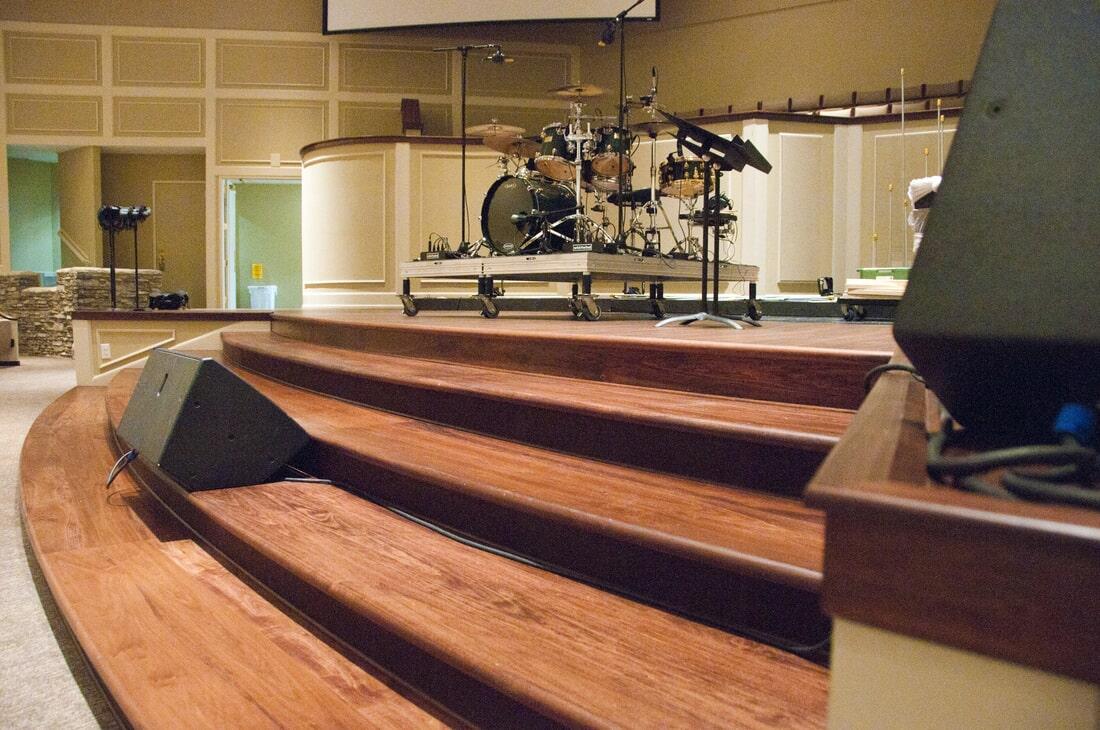 Hunter Street Baptist Church Hoover, AL