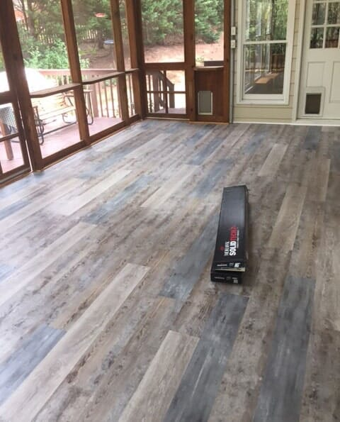 Solidtech Vershire Silver Shadows in Raleigh NC from Bell's Carpets & Floors