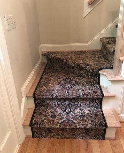 Karastan Empress Kirman Black in Cary NC from Bell's Carpets & Floors