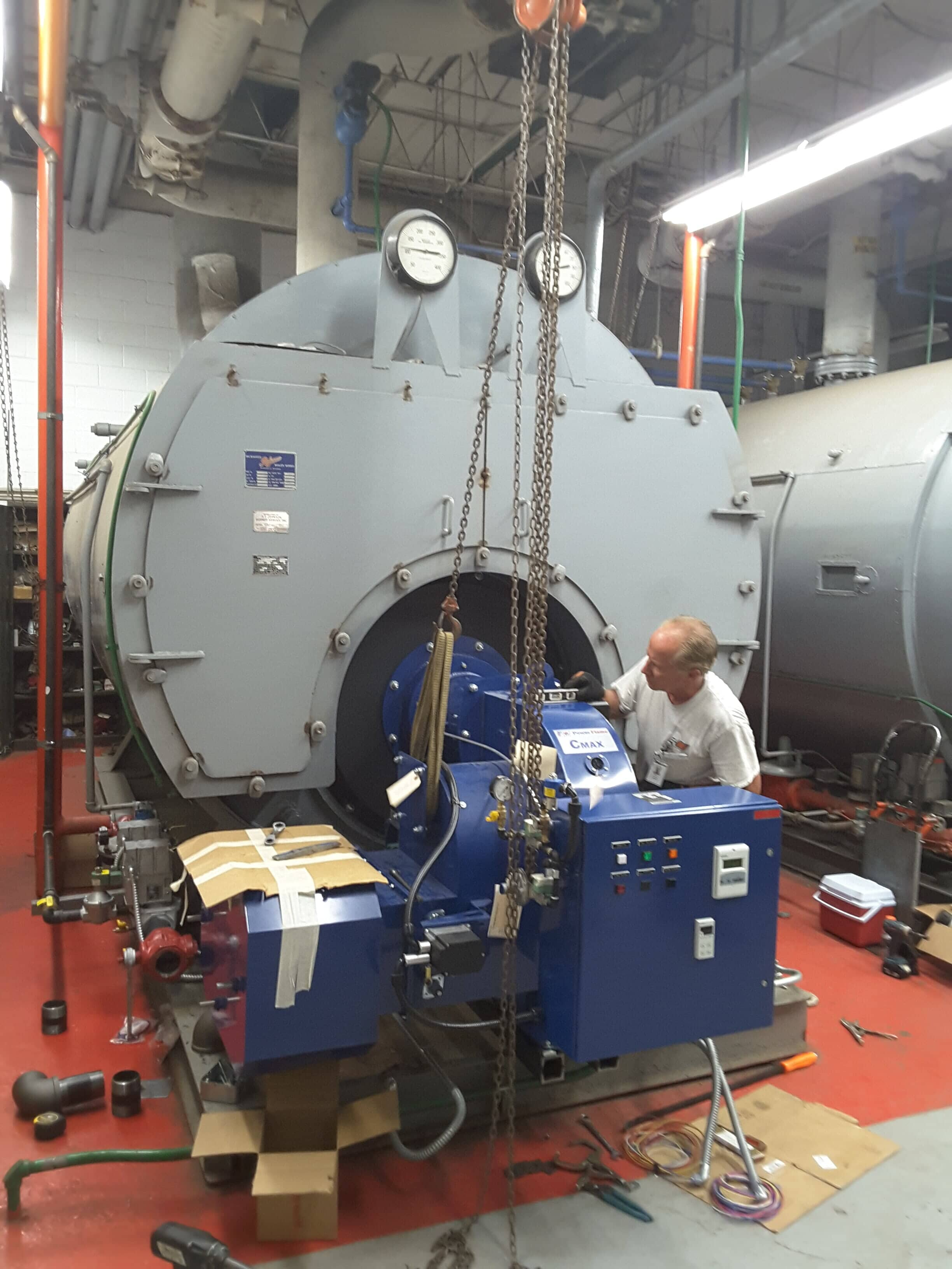 EHMS Mechanical Services