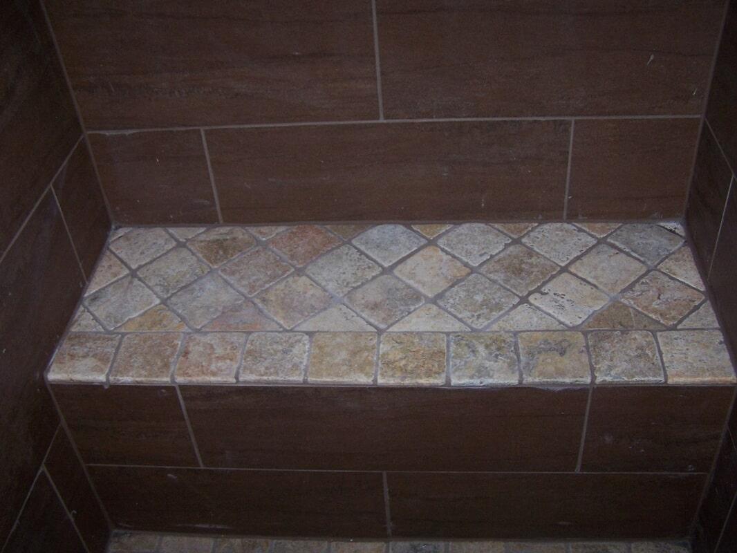Custom tile in Madison AL from Alabama Custom Flooring & Design