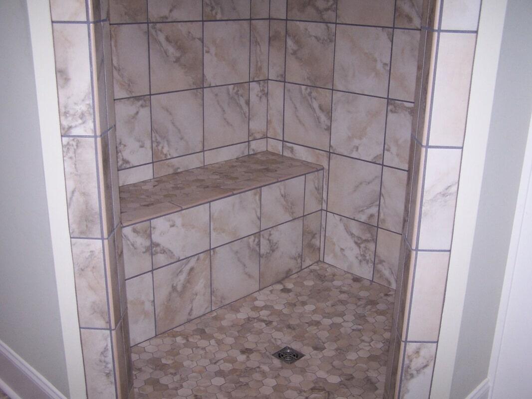 Work done by Alabama Custom Floor & Design near Athens AL