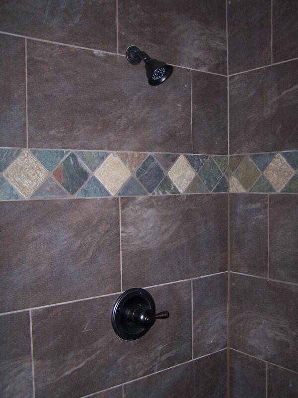 Shower tile in Athens AL from Alabama Custom Flooring & Design
