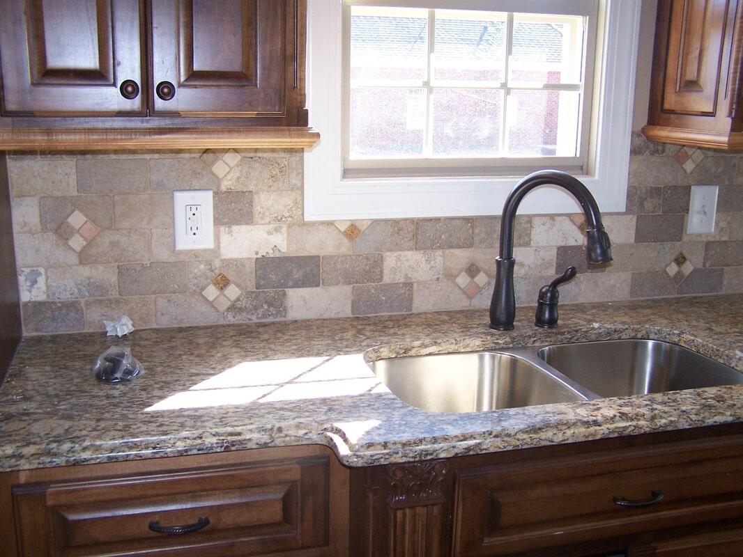 Kitchen backsplashes in Madison AL from Alabama Custom Flooring & Design