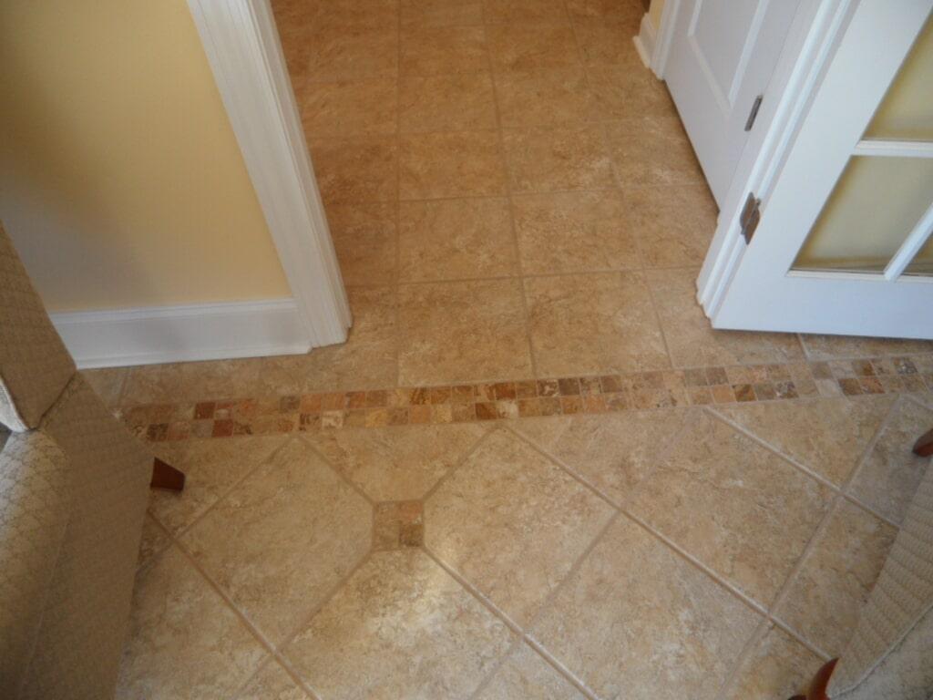 Work done by Alabama Custom Floor & Design near Madison AL