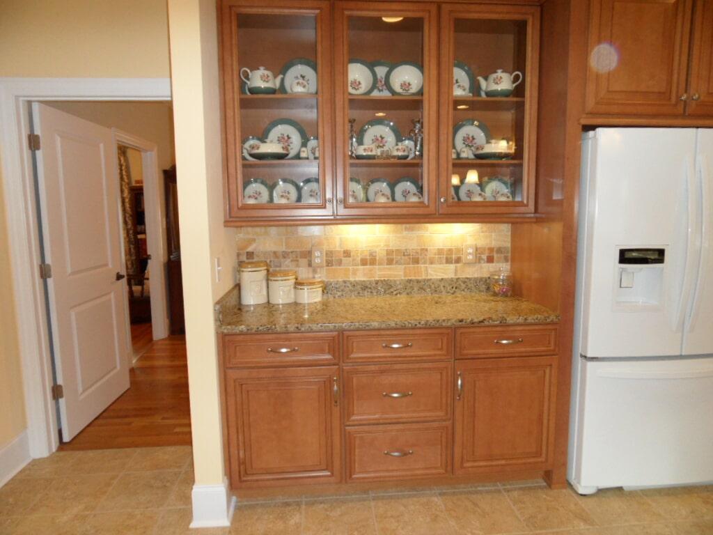 Custom countertops in Hartselle AL from Alabama Custom Flooring & Design