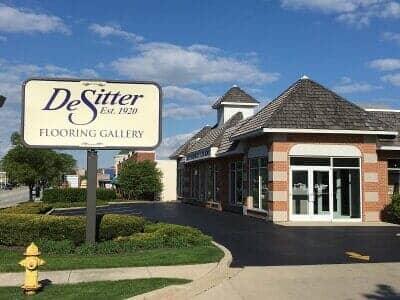 DeSitter Flooring in Glen Ellyn, IL