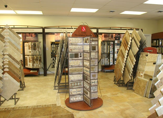 Flooring samples in Dickinson TX from Flooring Source