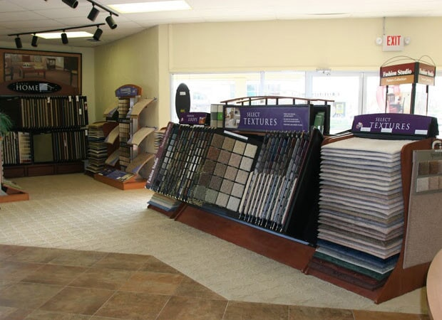 Variety of Carpet samples in Crosby TX from Flooring Source