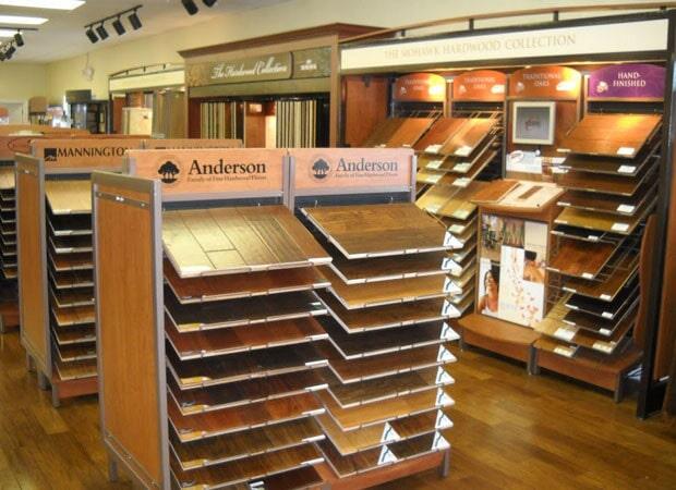 Hardwood floor samples in Galveston TX from Flooring Source