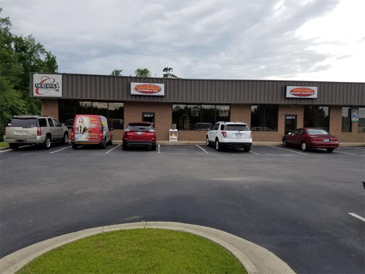 Flooring design professionals in the Wilson, NC area - Richie Ballance Flooring & Tile