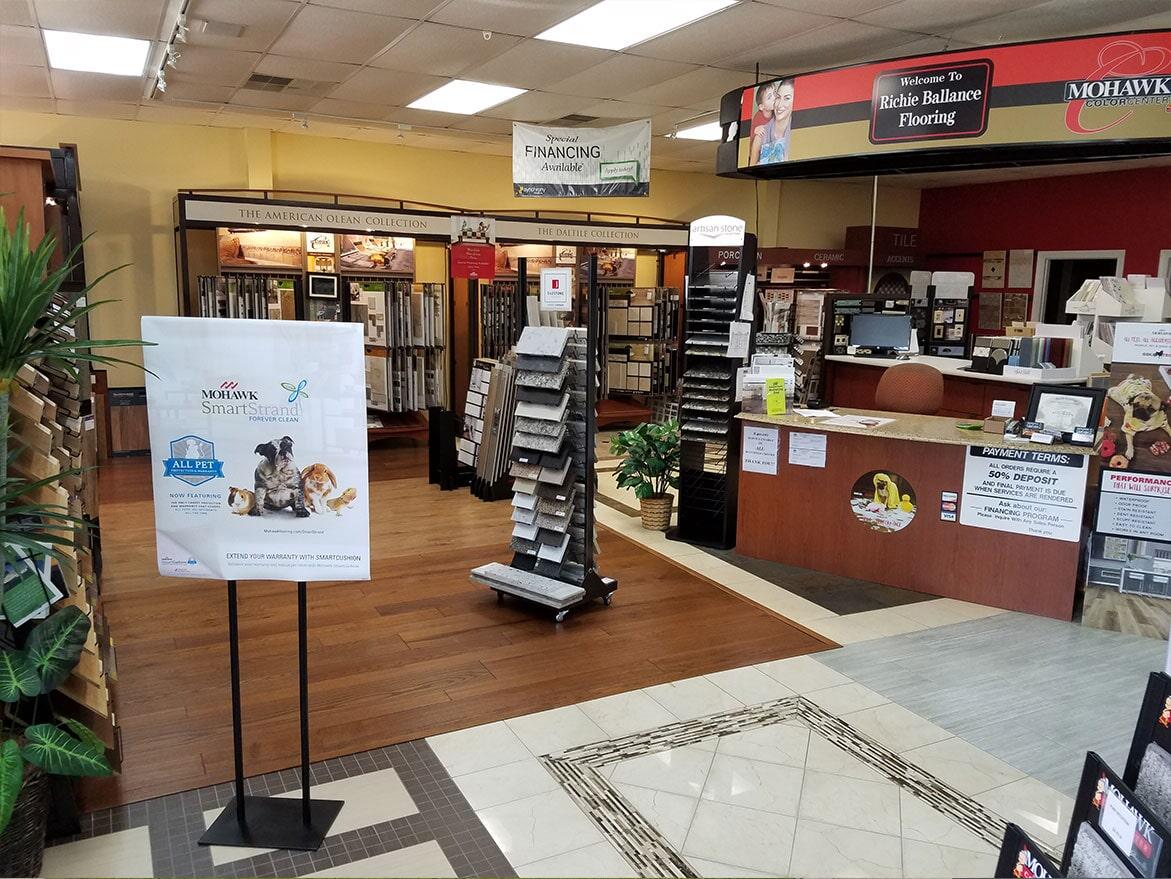 Hardwood Flooring near Bailey, NC  from Richie Ballance Flooring