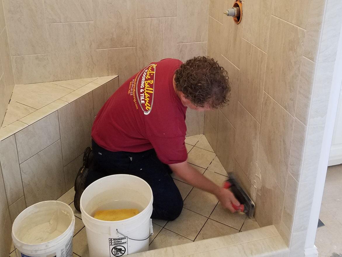 Tile Flooring near Kinley, NC  from Richie Ballance Flooring