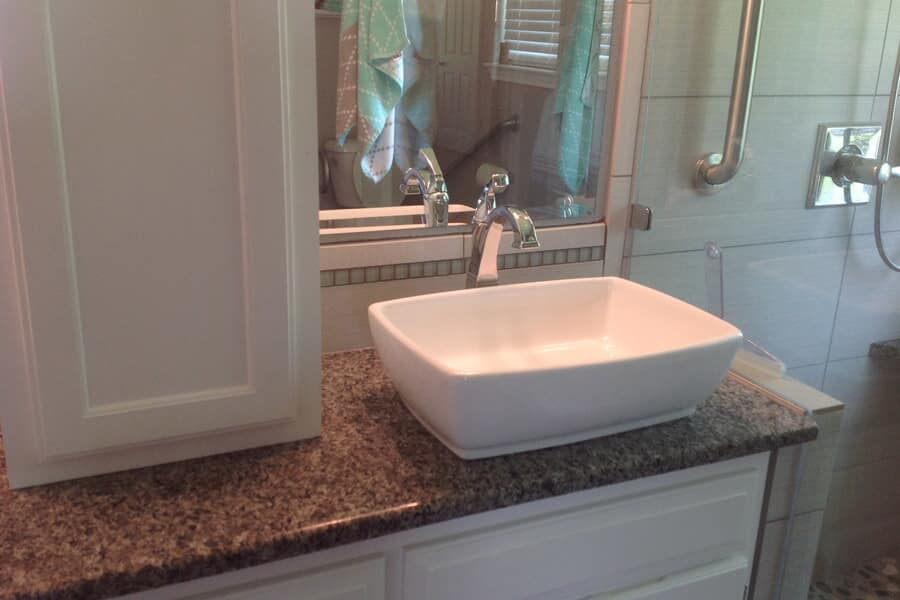Bathroom remodeling near Harker Heights, TX by Surface Source Design Center