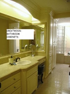 Bathroom remodeling near Temple, TX by Surface Source Design Center