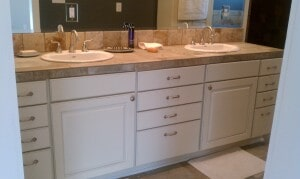 Bathroom remodeling near Salado, TX by Surface Source Design Center