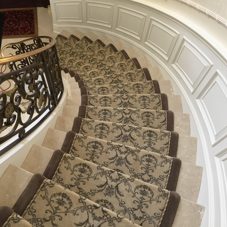 Custom Hallway & Stair Runners in Ridgewood, NJ from G. Fried Flooring & Design