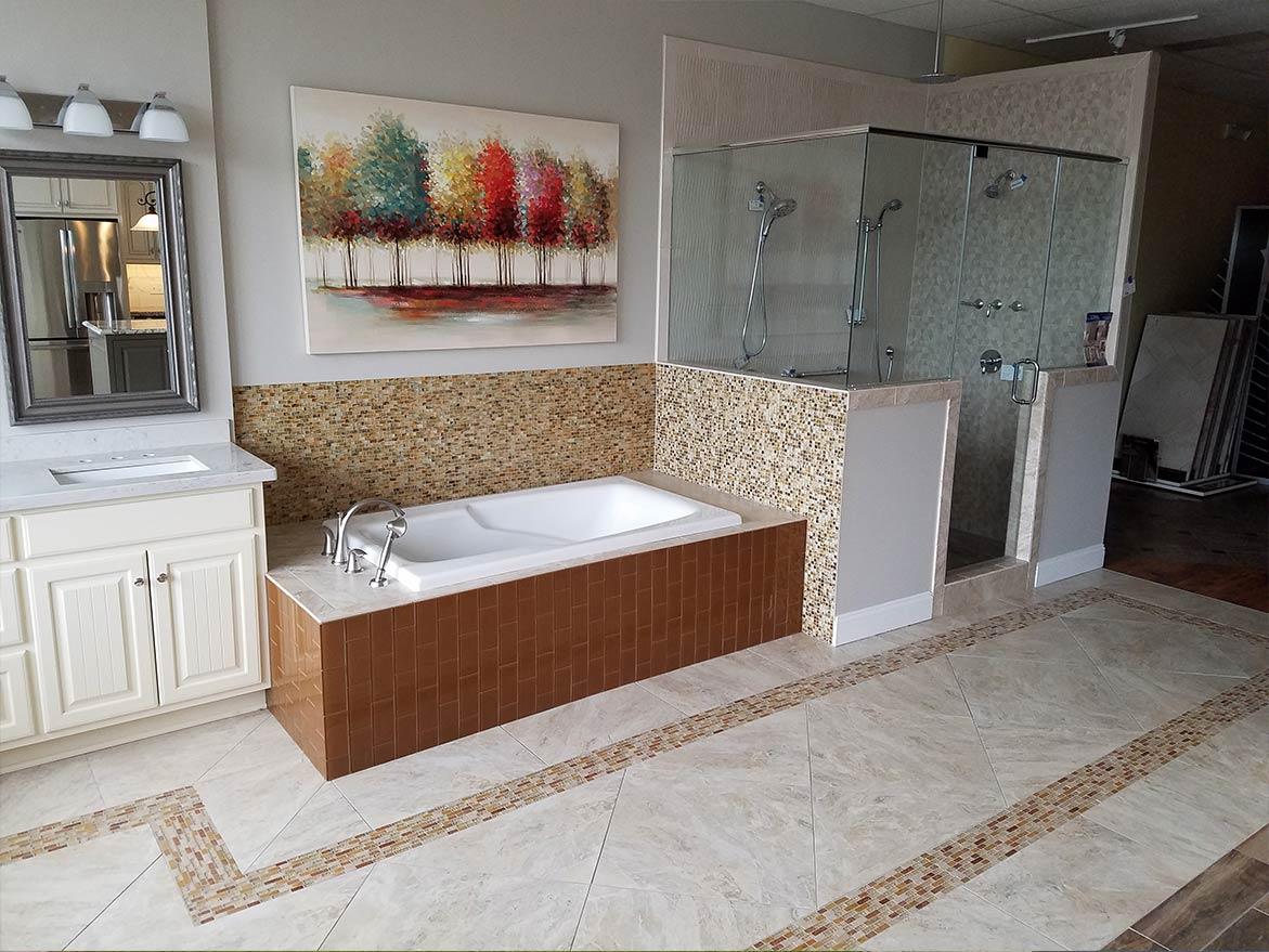 Bathroom Flooring near Elm City, NC  from Richie Ballance Flooring