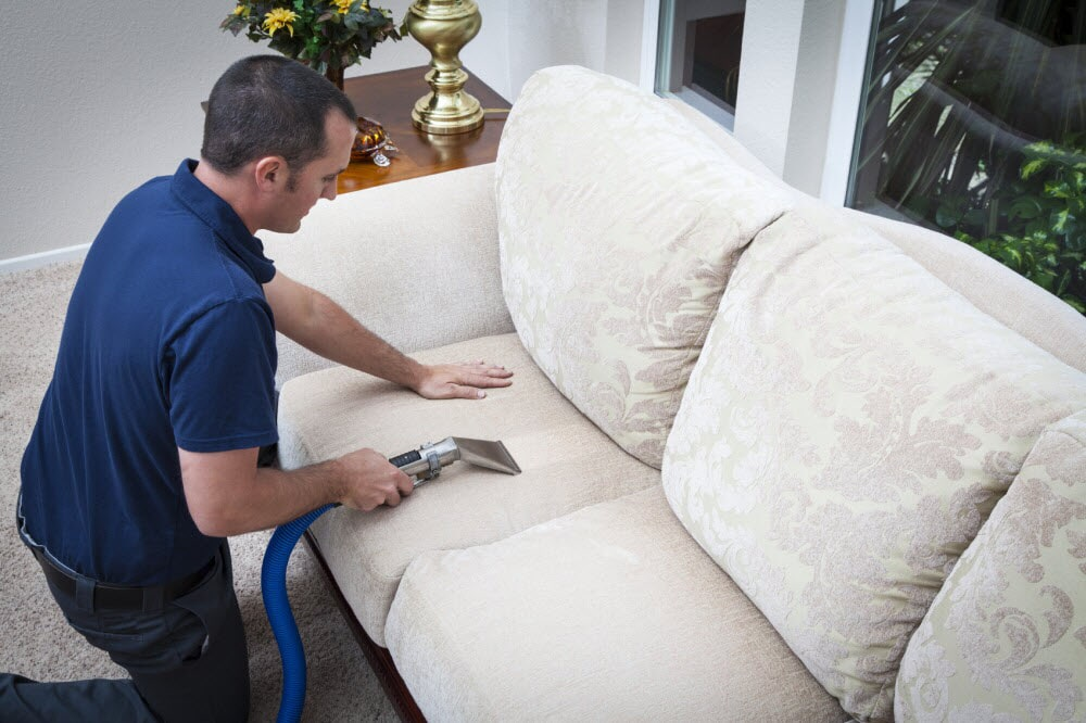 Upholstery Cleaning services in Mahwah, NJ from G. Fried Flooring & Design