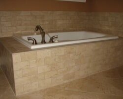 [NOTE]Luxury bathroom renovation in Wilson NC from Richie Ballance Flooring