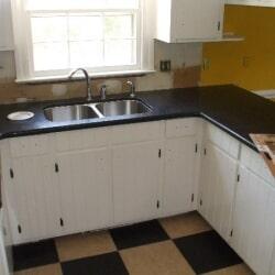 Luxury Kitchen Renovations in Wilson NC by Richie Ballance Flooring & Tile