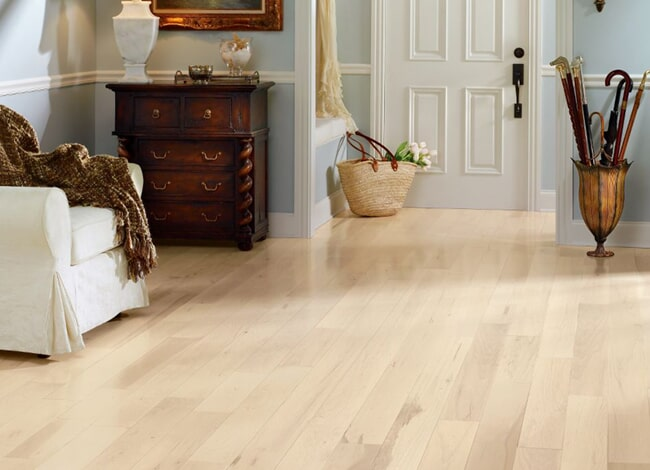 Hardwood flooring from Forever Floors Wholesale near Roulette TX