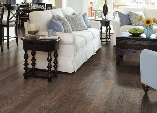 Hardwood flooring from Forever Floors Wholesale near Garland TX