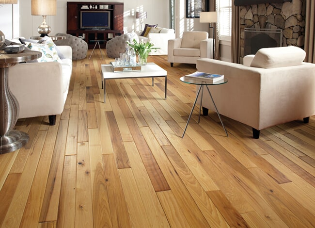 Hardwood flooring from Forever Floors Wholesale near Sachse TX
