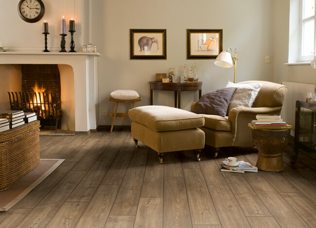 Laminate flooring from Forever Floors Wholesale near Garland TX